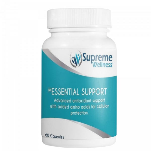 Supreme Wellness Essential Support 60s