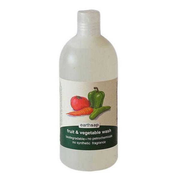 Earthsap Fruit and Vegetable Wash 500ml