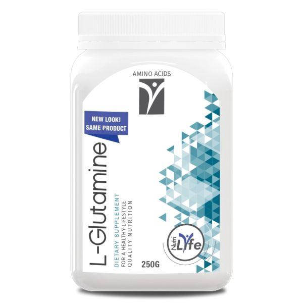 Nutri Life L-Glutamine 250g