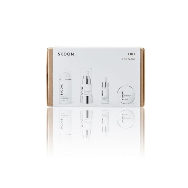 SKOON. BASIC 4 OILY Starter kit