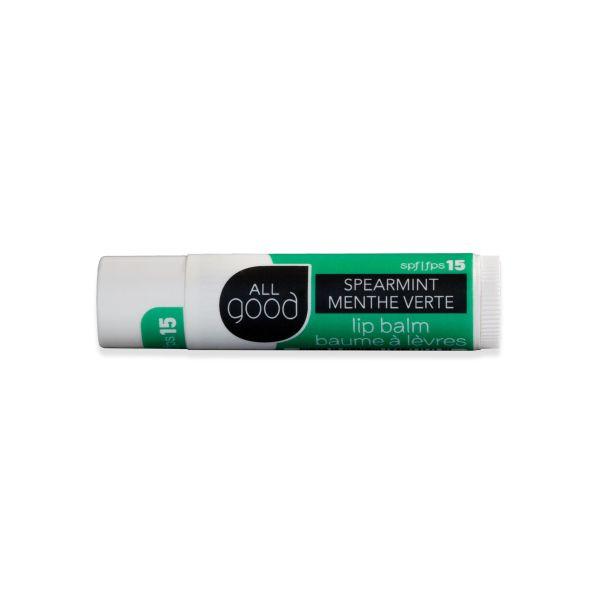All Good Spearmint Lip Balm SPF 15 4,25g