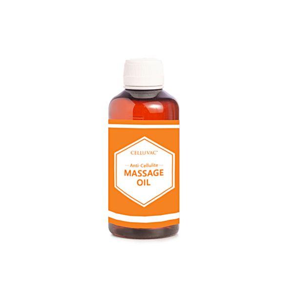 Celluvac Anti-Cellulite Massage Oil 100ml