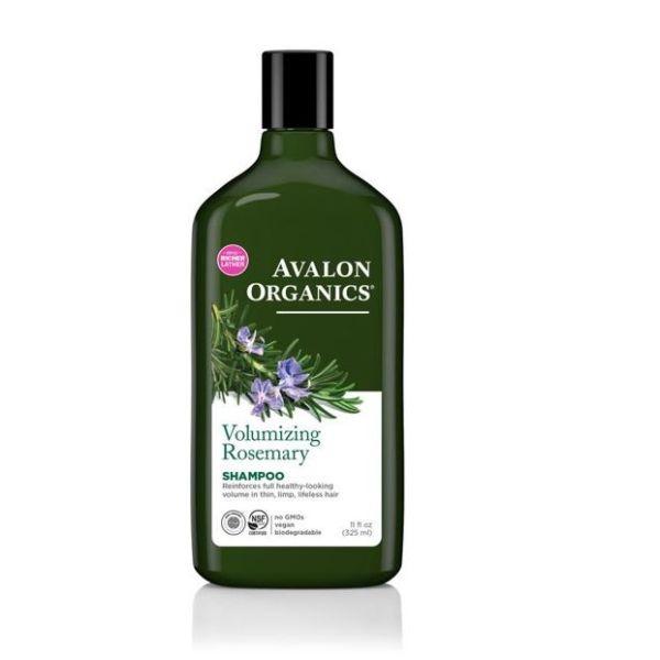 Avalon Organics Shampoo Volumizing Rosemary 325ml