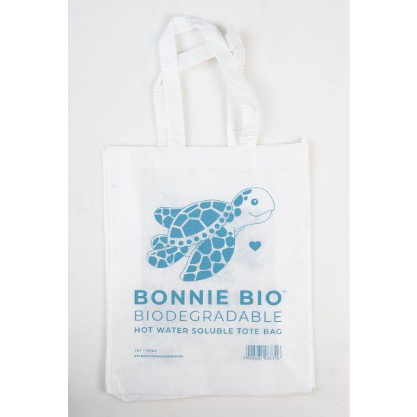 Bonnie Bio Hot Water Soluble Tote Bag Single