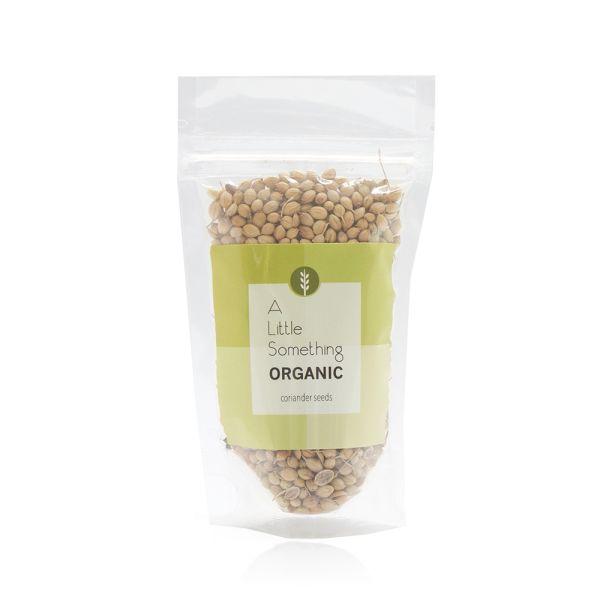 A Little Something Organic Coriander Seeds