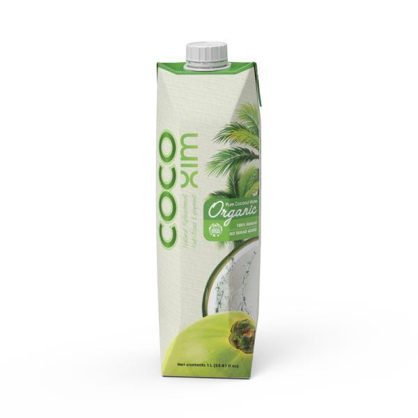 Cocoxim Organic Coconut Water 1L