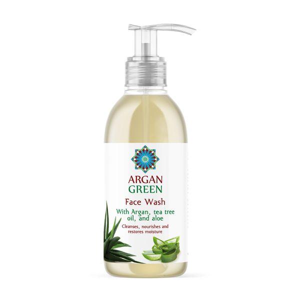 Argan Green Face Wash 150ml