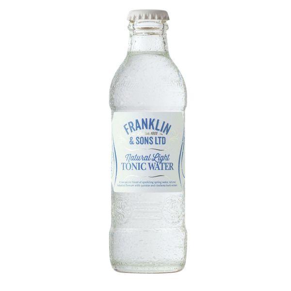 Franklin&Sons Light Tonic Water 200ml