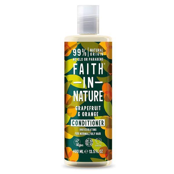 Faith in Nature Conditioner Grapefruit & Orange 400ml