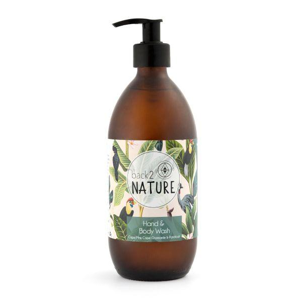 Back 2 Nature Hand & Body Wash 500ml