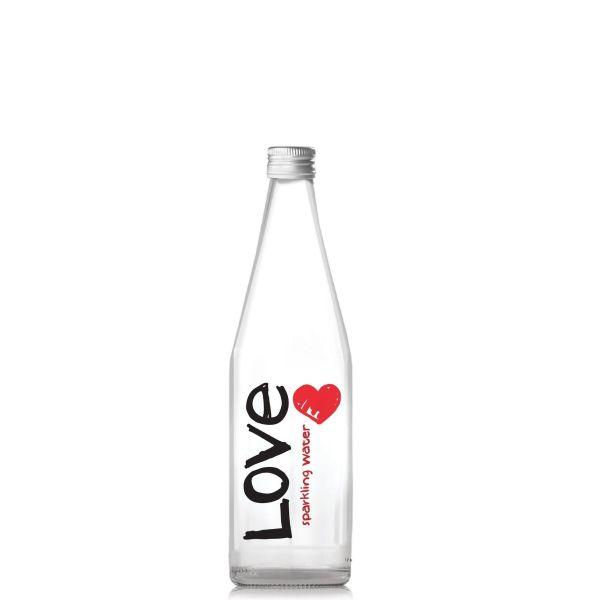 Love Water Sparkling Water Love 440ml