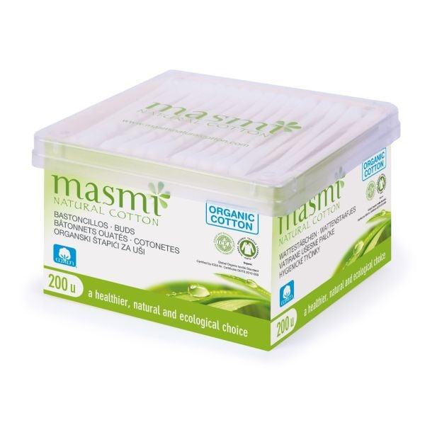Masmi Organic Cotton Buds 200s