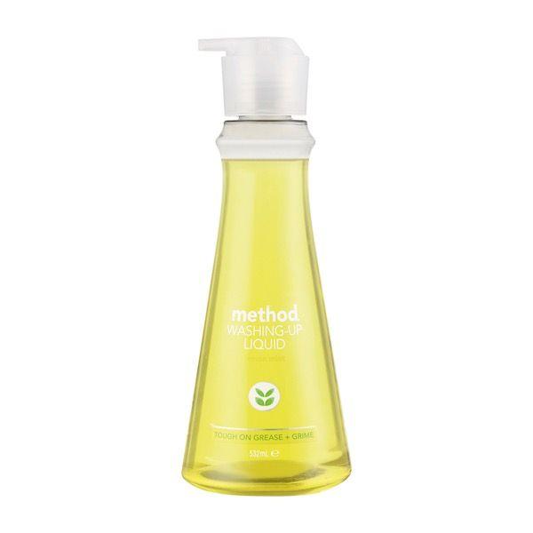 Method - Washing Up Liquid Lemon Mint 532ml