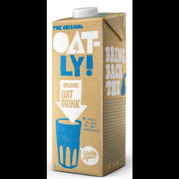 Oatly Organic Oat Drink1L