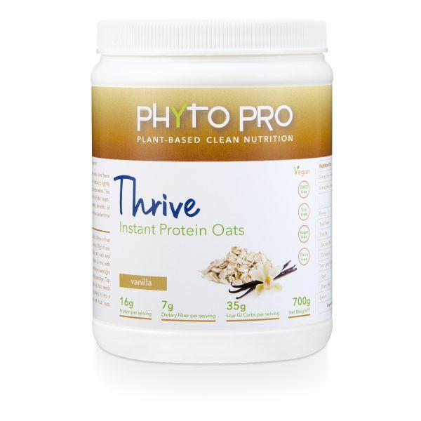 Phyto Pro Thrive Protein Oats Vanilla 700g