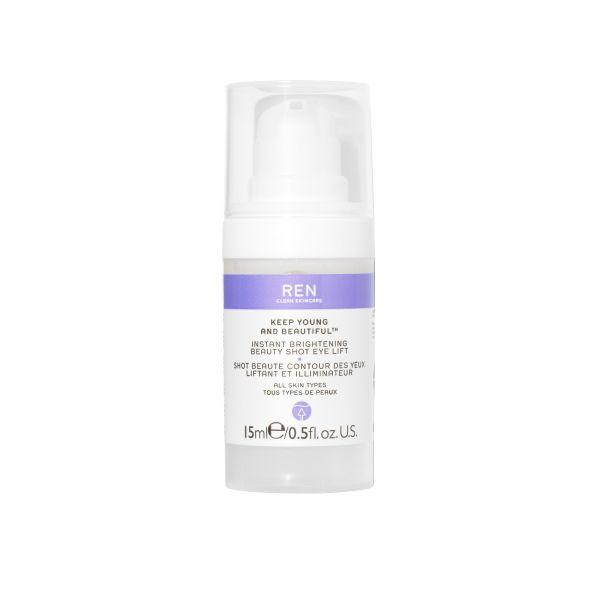 Ren Clean Skincare Instant Brightening Beauty Shot Eye Lift 15ml