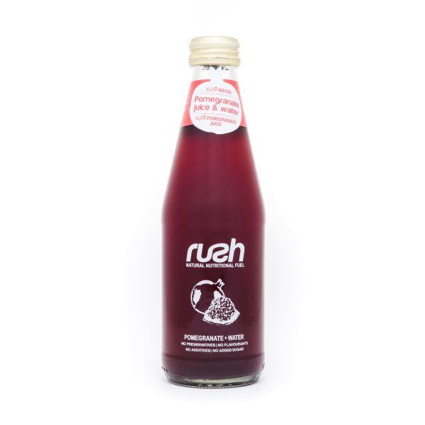 Rush Juice Pomegranate & Water 250ml
