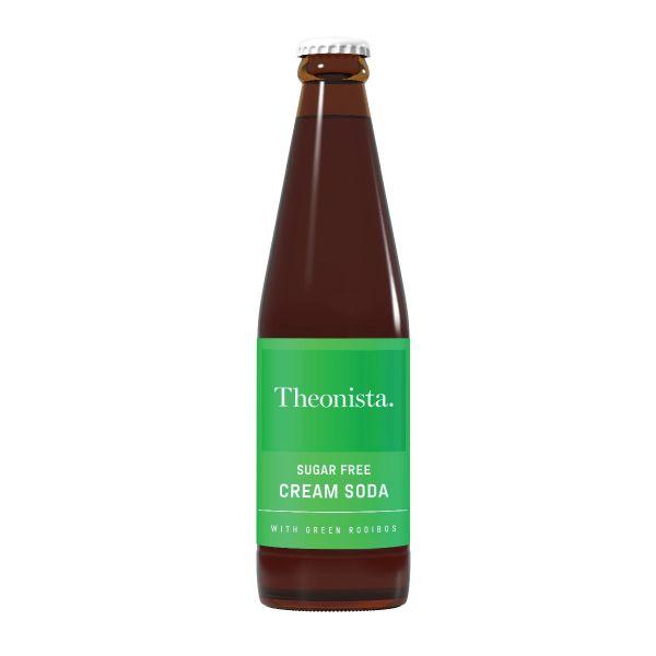 Theonista Cream Soda Sugar Free 330ml