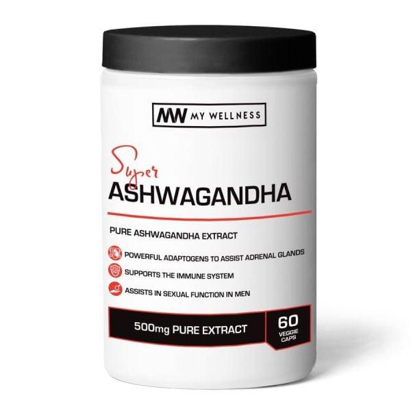 My Wellness Ashwagandha 60s