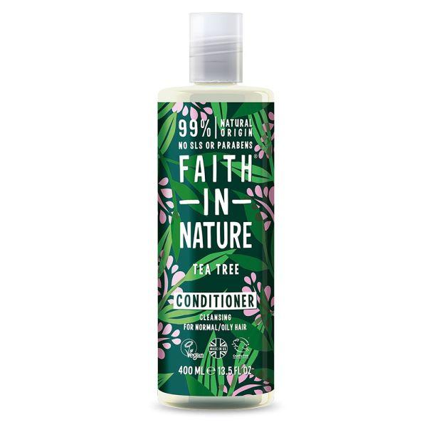 Faith in Nature Conditioner Tea Tree 400ml