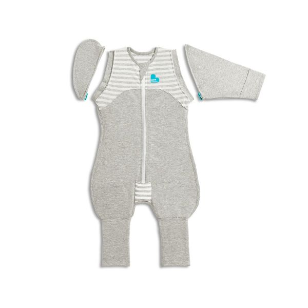 Love To Dream Swaddle Up Transition Suit 1.0T Blue Medium