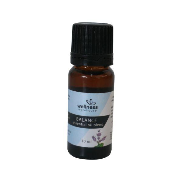 Wellness Balance Essential Oil Blend 10ml