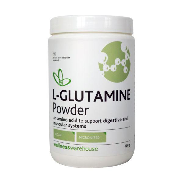 Wellness L-Glutamine 300g