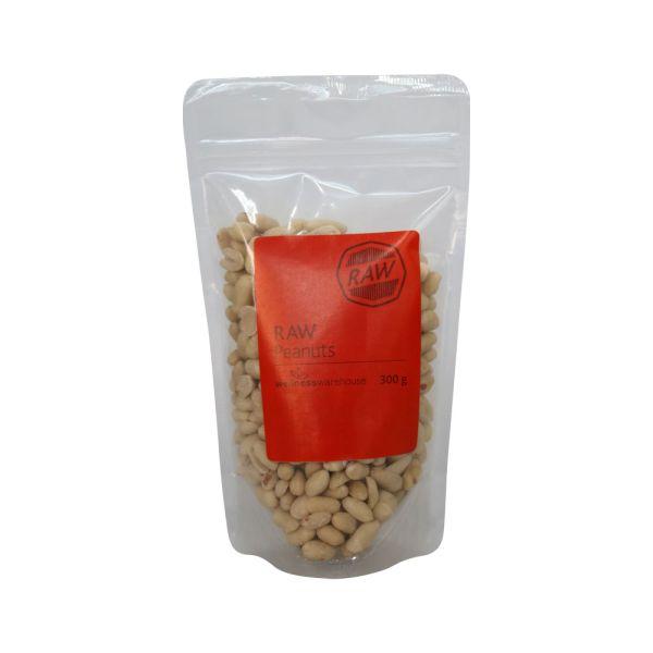 Wellness Peanuts Raw 300g